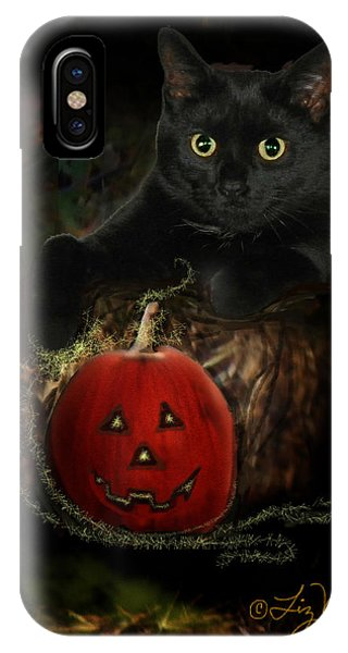 Happy Halloween Image Only IPhone Case