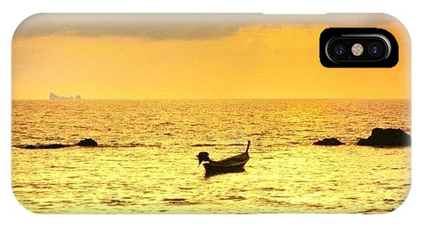 Travel iPhone Case - Happy Hour #thailand #travel by A Rey