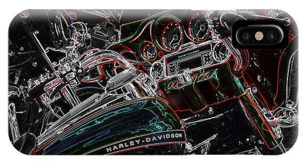 Harley Davidson Style 4 IPhone Case