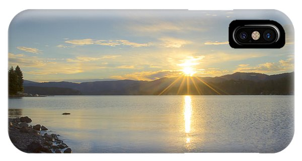 Hayden Sunrise IPhone Case