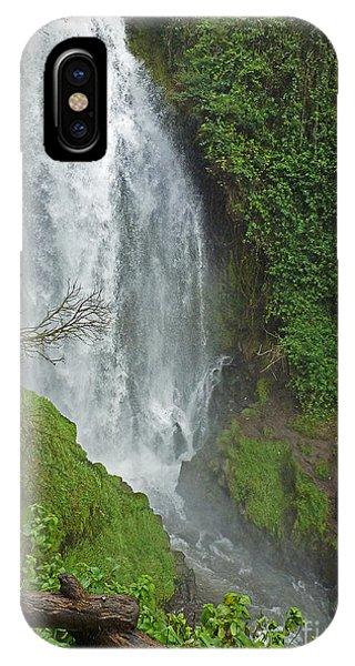 Headwaters Peguche Falls Ecuador IPhone Case