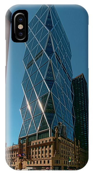 Hearst Building IPhone Case