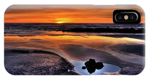 Heart Of The Central Coast IPhone Case