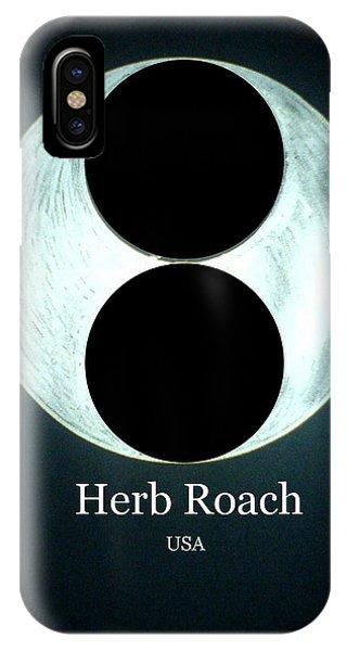 Herb Roach IPhone Case