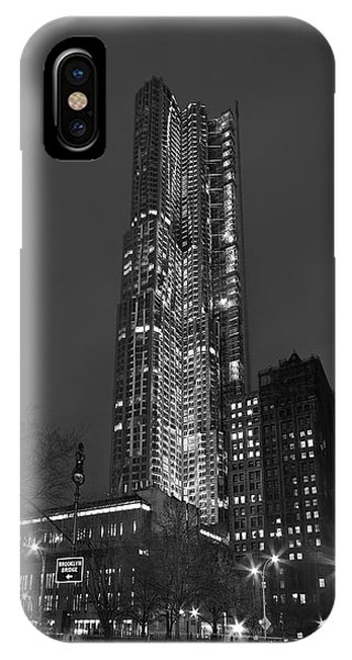 Gehry iPhone Case - High Temptation by Evelina Kremsdorf
