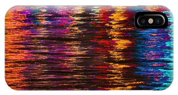 Holiday Reflections IPhone Case
