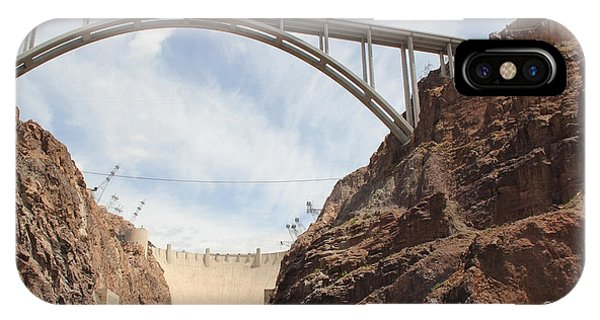 Hoover Dam Phone Case by Kim French