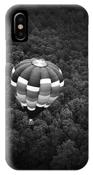 IPhone Case featuring the photograph Hot Air Balloon by Kelly Hazel