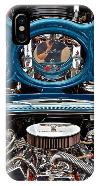 Custom Made iPhone Case - Hot Rod by Frozen in Time Fine Art Photography