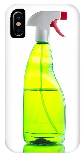 Household Cleaner Phone Case by Mark Sykes