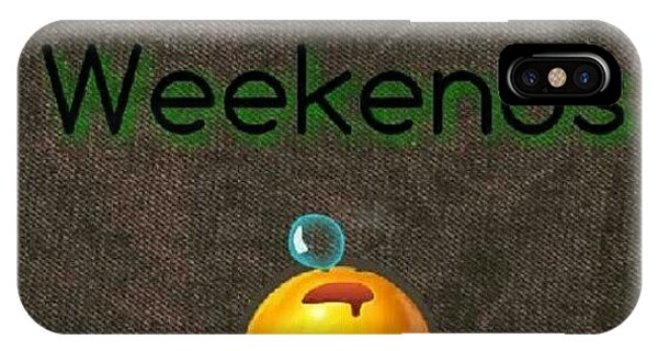 Funny iPhone Case - How I Spend Weekends #jo #amman #jordan by Abdelrahman Alawwad