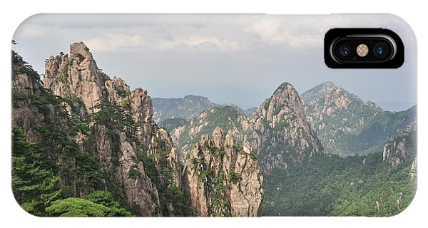 Huangshan Granite 1 IPhone Case