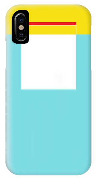 Abstract Modern iPhone Case - Hulo by Naxart Studio