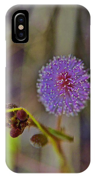 Humble Weed 1 IPhone Case