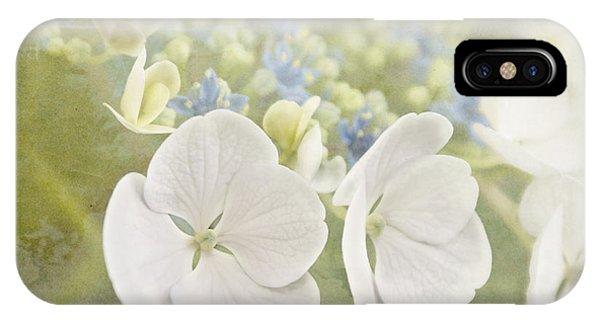 Hydrangea Dreams IPhone Case