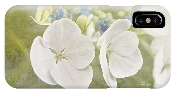 Hydrangea Dreams IPhone Case