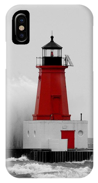 I Can Weather The Storm IPhone Case