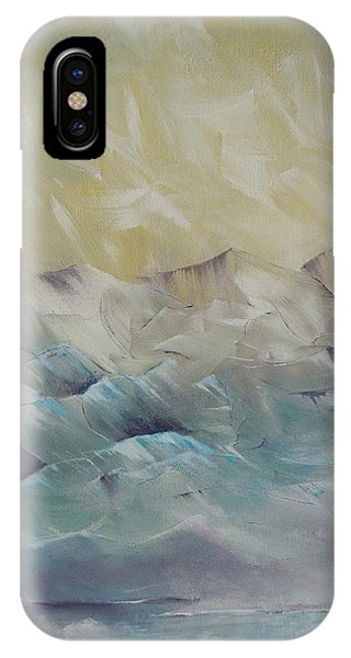 I Like It When It's Cold  IPhone Case