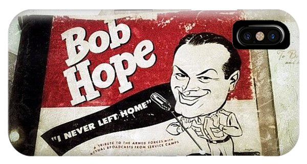 Ohio iPhone Case - i Never Left Home By Bob Hope: His by Natasha Marco