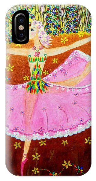 I Want To Dance All Night. IPhone Case