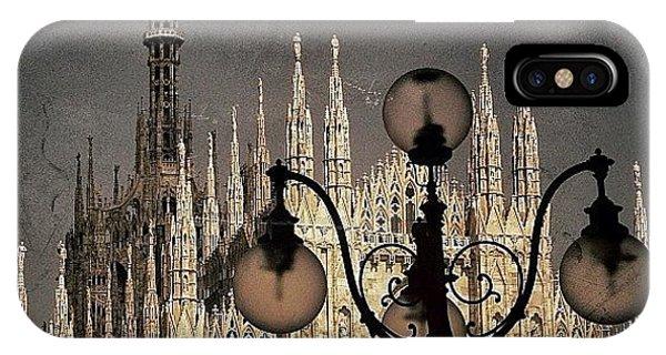 Religious iPhone Case - Il Duomo Di Milano - Milano by Joel Lopez