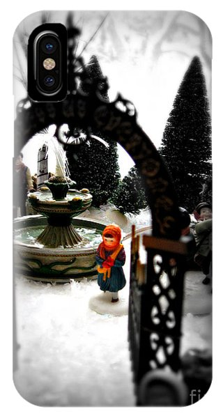 In The Village IPhone Case