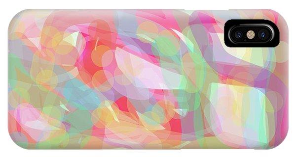 Infinity Dance IPhone Case