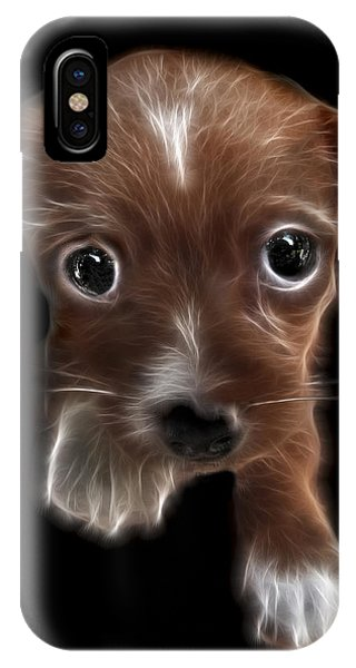 Innocent Loving Eyes IPhone Case