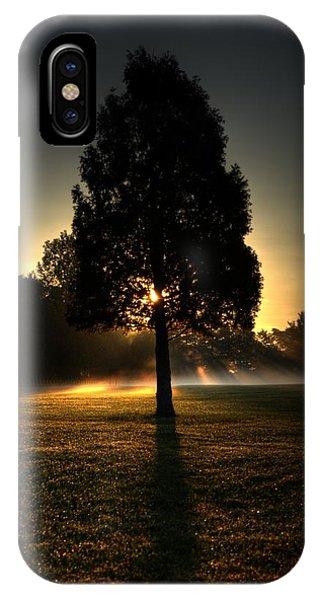 Inspirational Tree IPhone Case