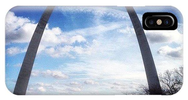 Landmarks iPhone Case - Instagram Photo by Shawn Wood