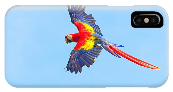 Into The Blue IPhone Case