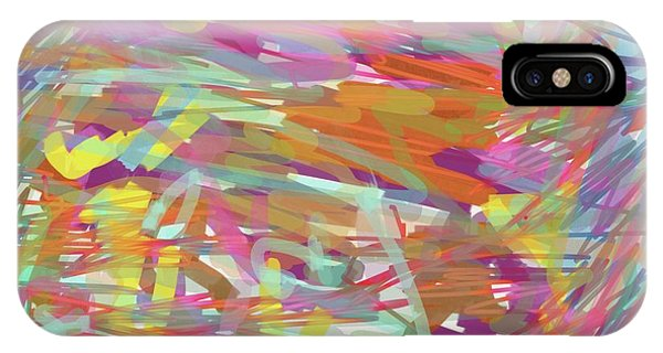 Into The Prism Tunnel IPhone Case