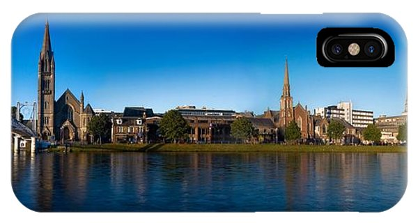 Inverness Waterfront IPhone Case