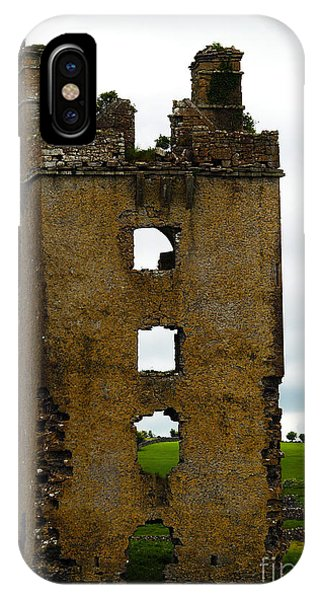 Ireland- Castle Ruins II IPhone Case