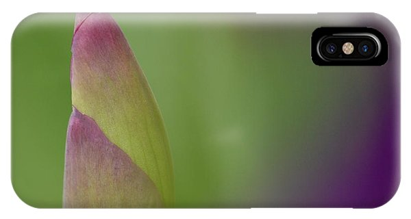 Iris-istible 1 IPhone Case