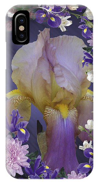Iris Within IPhone Case