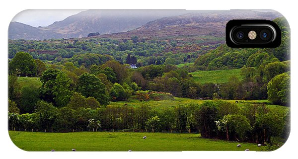 Irish Countryside II IPhone Case