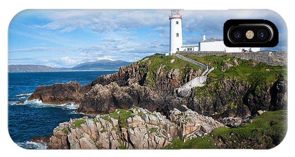 Irish Lighthouse IPhone Case