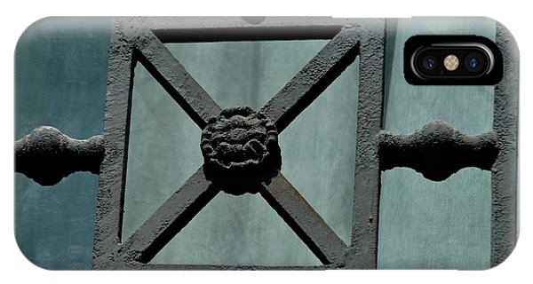 Iron Work IPhone Case
