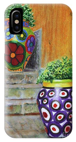 Italian Vases IPhone Case