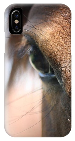 I've Got My Eye On You IPhone Case