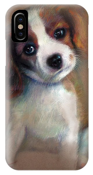 Jack iPhone Case - Jack Russell Terrier Dog by Ylli Haruni