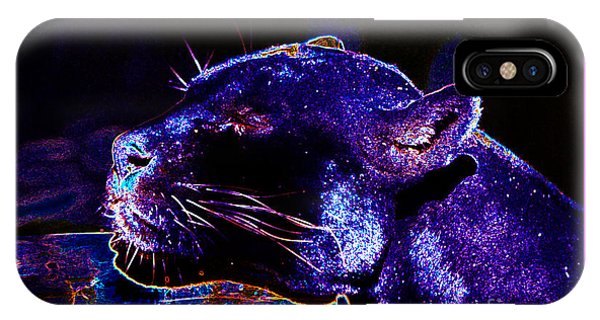 Jaguar Dreaming Your Tomorrow IPhone Case