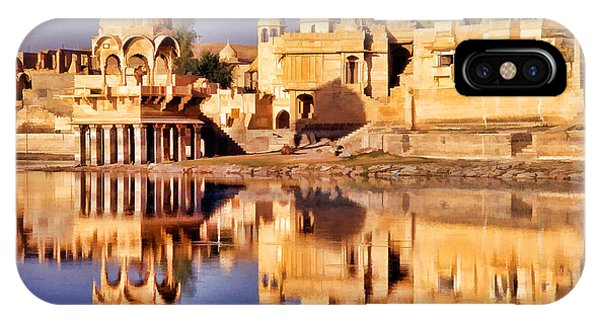 Jaisalmer Rajasthan IPhone Case