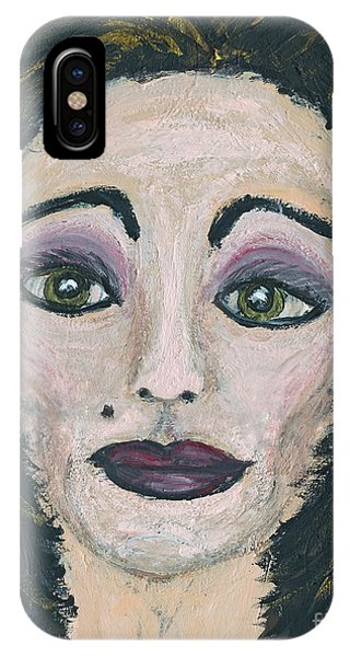 Jane Not Plain IPhone Case