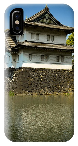 Japan Castle IPhone Case