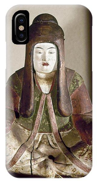 Japan: Statue, 9th Century IPhone Case