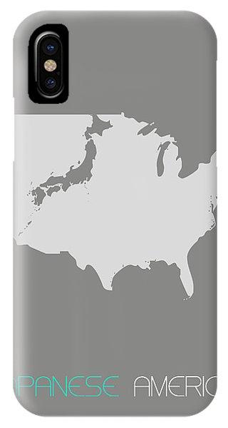 Japanese America IPhone Case