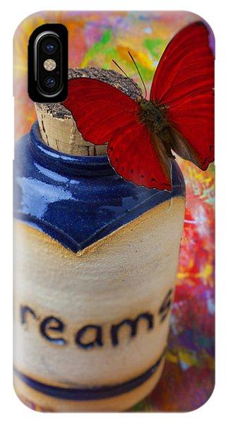 Jar Of Dreams IPhone Case
