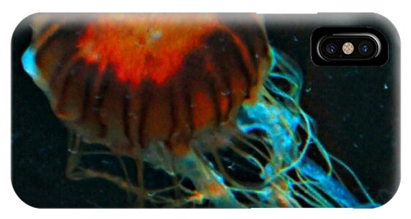 #jellyfish #instadroid #andrography Phone Case by Kel Hill